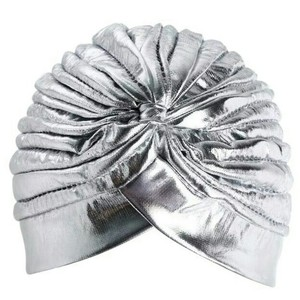 Unbranded Silver turban