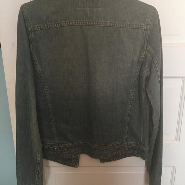 French Connection blue Womens Jean Jacket