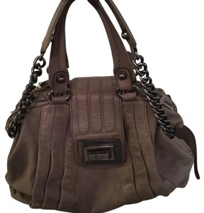 Guess By Marciano Satchel in grey