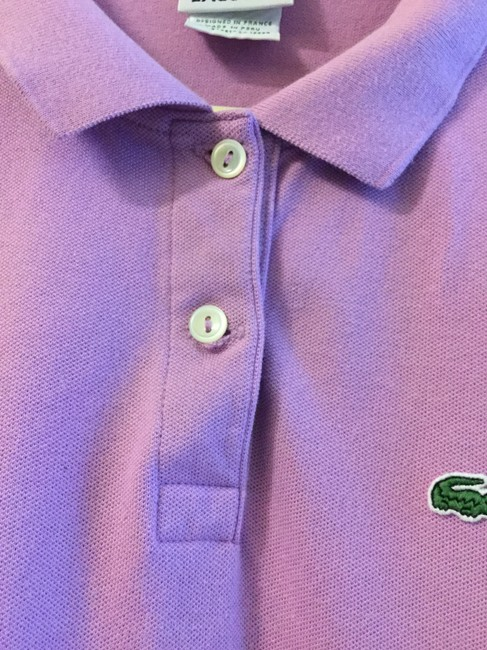 Lacoste Top Purple