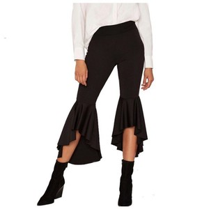 Other Super Flare Pants Black