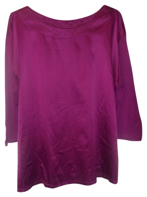 The Limited Top Magenta