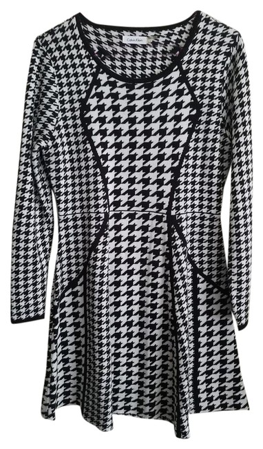 Preload https://img-static.tradesy.com/item/21372833/calvin-klein-houndstooth-mid-length-workoffice-dress-size-12-l-0-1-650-650.jpg