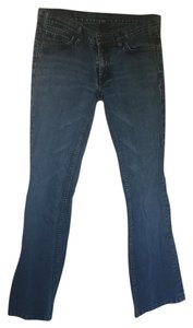 Citizens of Humanity Boot Cut Jeans-Dark Rinse