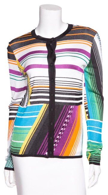 Preload https://img-static.tradesy.com/item/21373142/missoni-multicolor-abstract-print-cardigan-size-8-m-0-1-650-650.jpg