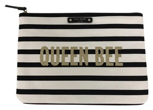 Kate Spade Kate Spade Gia DOWN THE RABBIT HOLE QUEEN BEE POUCH Bag