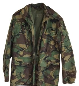 Smock Mans Combat Military Jacket