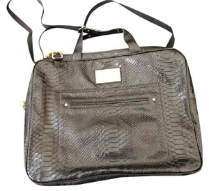 Rebecca Minkoff Laptop Leather Luxury Snakeskin Laptop Bag