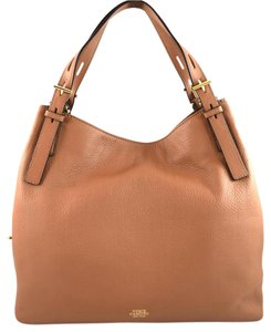 Vince Camuto Tote in brown chestnut