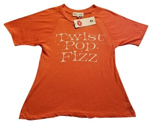Wildfox T Shirt Orange