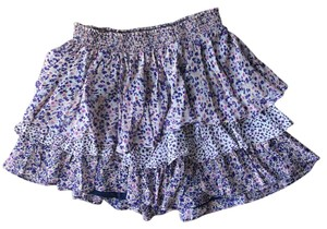 Joie Mini Skirt purple