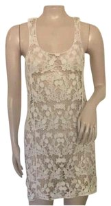 LC Lauren Conrad Lauren Conrad Lace Cover up Beach XS