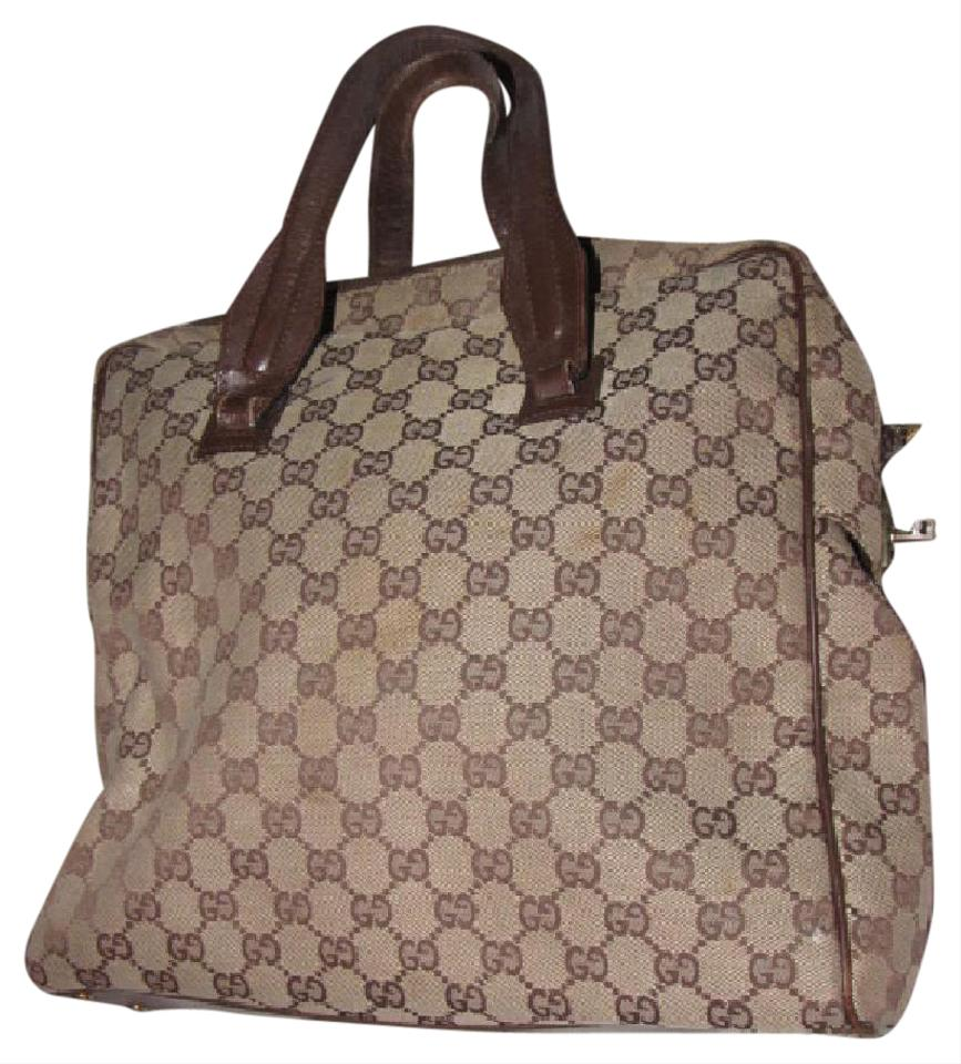 ab2810eb86f Gucci Satchel Tote Style Perfect For Everyday Excellent Vintage Great To  Mix Match Classic ...