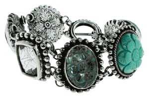 Stephen Dweck MUST SEE - Stephen Dweck Silver statement bracelet with Ori Pouch