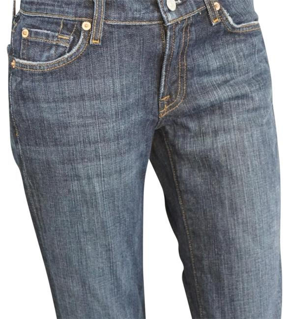 Preload https://img-static.tradesy.com/item/21374297/7-for-all-mankind-blue-signature-boot-cut-jeans-size-30-6-m-0-3-650-650.jpg