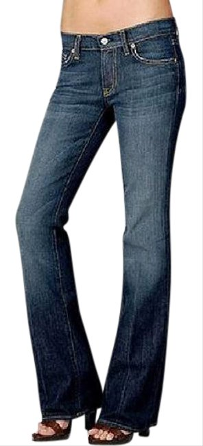 7 For All Mankind Boot Cut Jeans Image 2