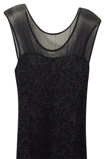 Preload https://item4.tradesy.com/images/free-people-blackgold-cocktail-dress-size-8-m-2137433-0-0.jpg?width=400&height=650
