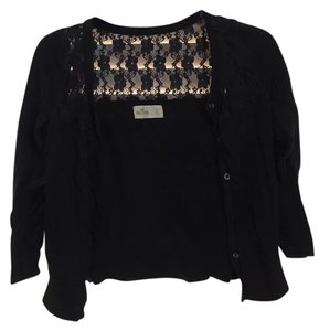 Hollister Lace 3/4 Sleeve Cardigan