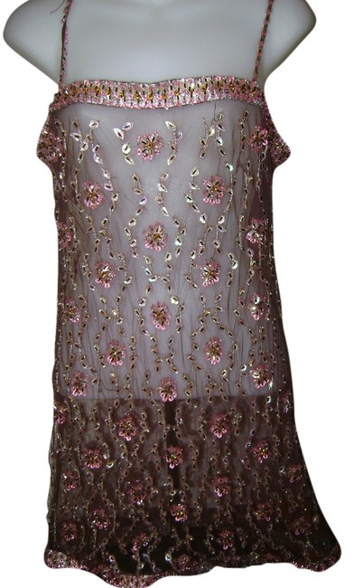 Preload https://img-static.tradesy.com/item/2137438/vivienne-tam-brown-with-beads-party-girls-night-out-mini-cocktail-dress-size-2-xs-0-0-650-650.jpg