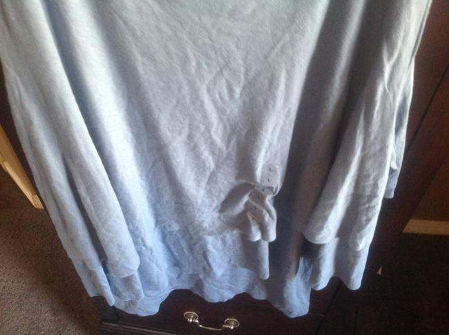 Ralph Lauren Sleeveless With Tags Three Tiers Top Light blue.. Image 9