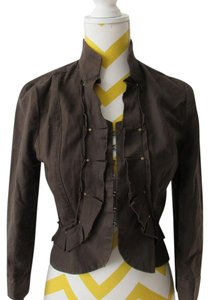 Club Monaco Dark Brown Jacket
