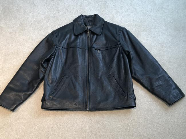 Wilsons Leather Men's Men's Thinsulate Leather Jacket Image 2