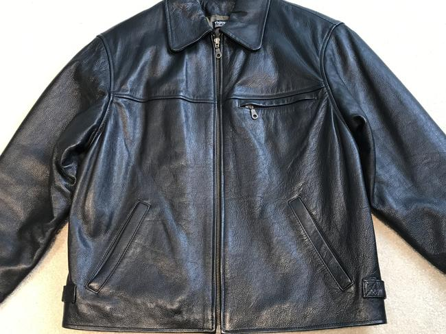 Wilsons Leather Men's Men's Thinsulate Leather Jacket Image 3