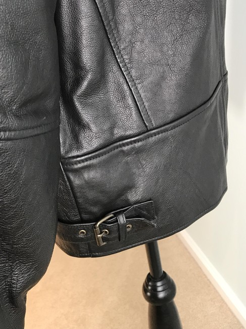 Wilsons Leather Men's Men's Thinsulate Leather Jacket Image 5