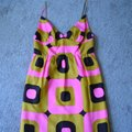 Milly of New York short dress pink and brown! on Tradesy Image 9