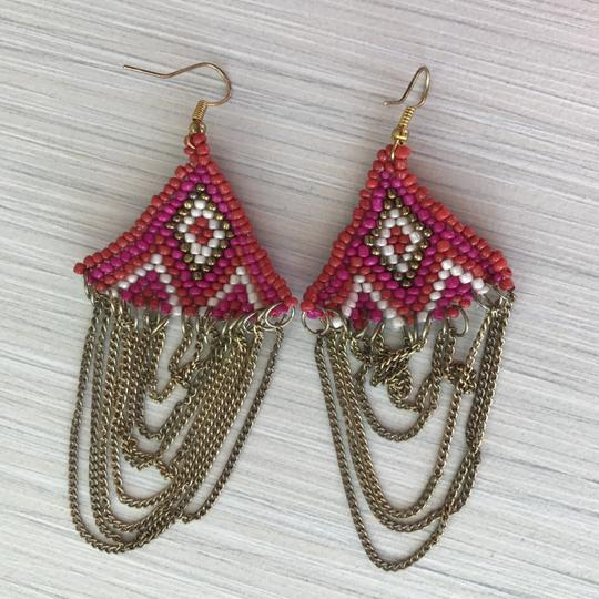 Other chains with beads earrings Image 1