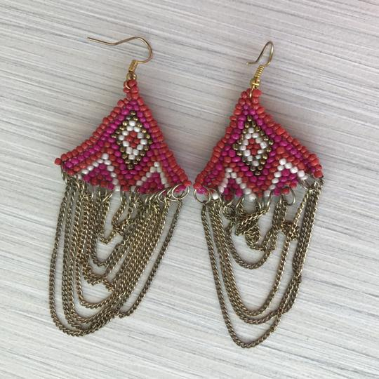 Other chains with beads earrings Image 8