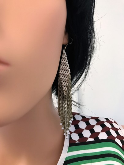 Other Dangle chains earrings Image 1