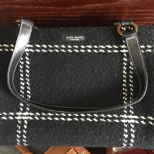 Kate Spade Tote in black and white Image 1