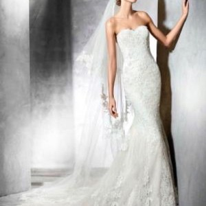 Pronovias Pronovias Princia Wedding Dress