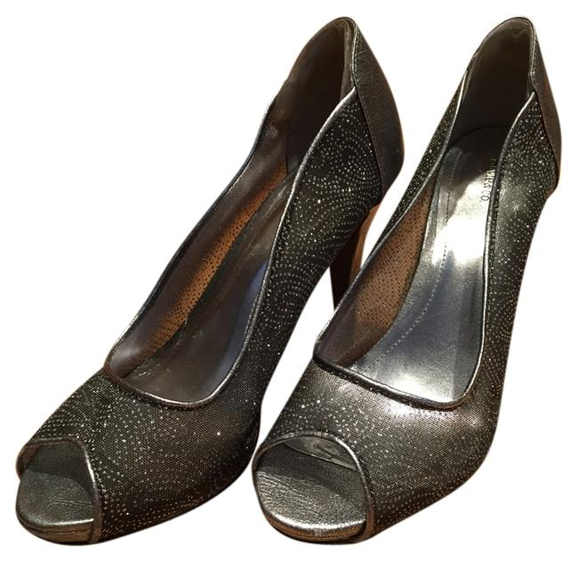 Style & Co Pewter Pumps Size US 9.5 Regular (M, B) Style & Co Pewter Pumps Size US 9.5 Regular (M, B) Image 1