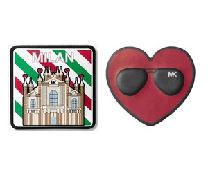 20d40a3bf80f Added to Shopping Bag. Michael Kors Michael Kors milan City Glamour at heart  Leather Sticker Set