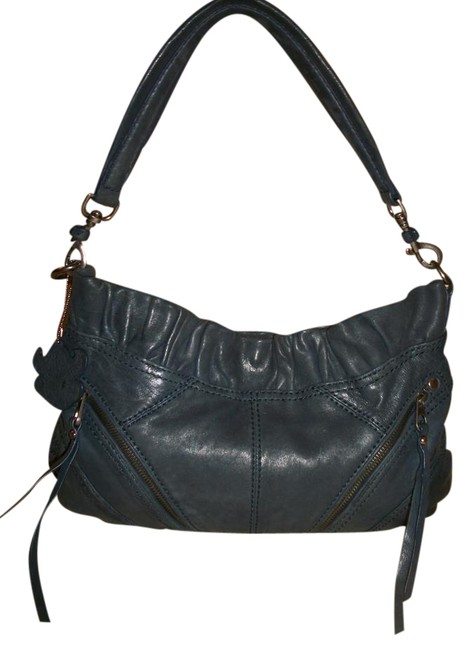 Item - Leather Andrew Satchel