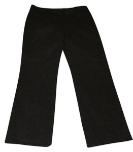 Banana Republic Wool Comfortable Trouser Pants Charcoal