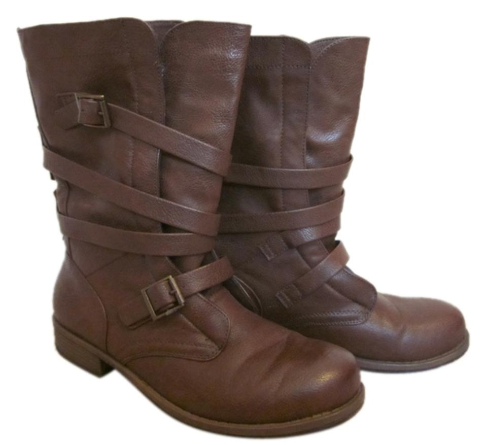 MISS Crown Vintage Flannel Boots/Booties We our have received praise from our We customers. e90aec