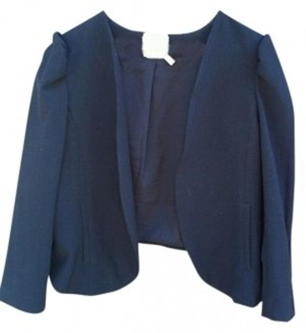 Preload https://img-static.tradesy.com/item/21377/pins-and-needles-black-urban-outfitters-cropped-blazer-size-12-l-0-0-650-650.jpg