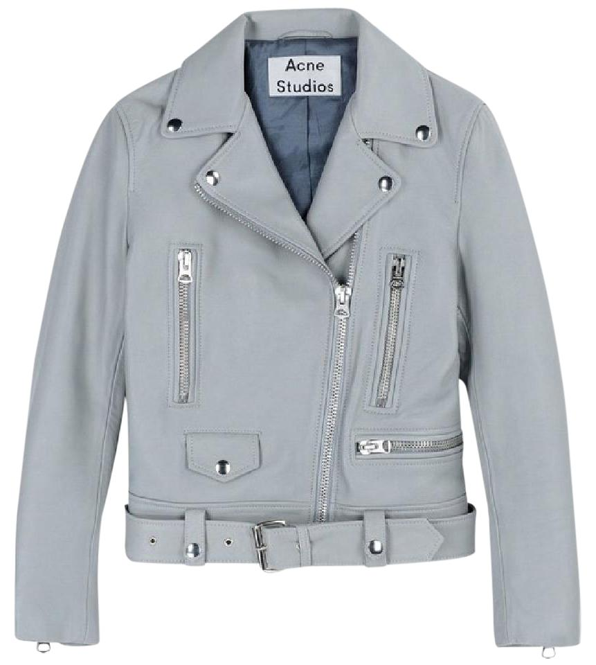 f88cdce98 Light Grey Moto Jacket