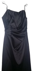 A.B.S. by Allen Schwartz Strapless Evening Dress