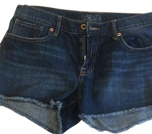 Lucky Brand Cut Off Shorts! Cut Off Shorts dark wash