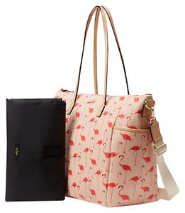 Kate Spade Pink Cream Diaper Bag
