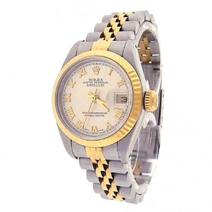 Rolex Datejust 69173 Stainless Steel 18k Yellow Gold Automatic Jubilee