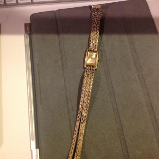 Guess Guess Wrap around reptile watch Image 1