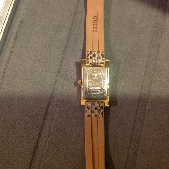 Guess Guess Wrap around reptile watch Image 2
