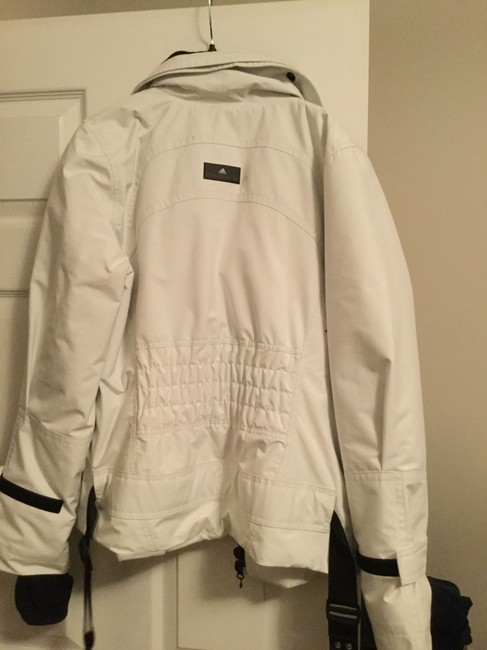adidas By Stella McCartney White Jacket Image 3