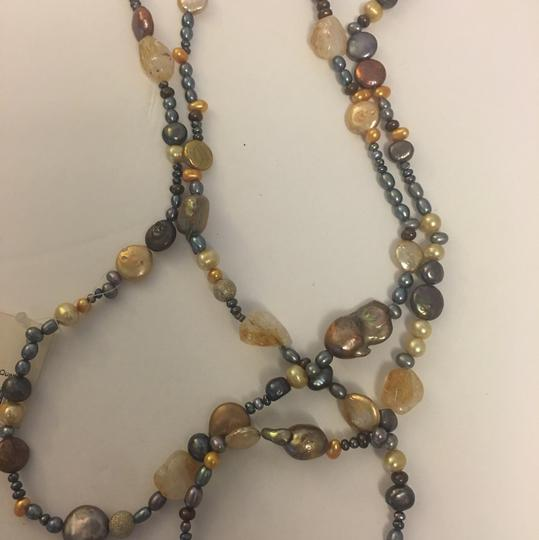 Fourth Daughter fourth daughter brown pearls galore necklace Image 3