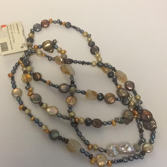 Fourth Daughter fourth daughter brown pearls galore necklace Image 6